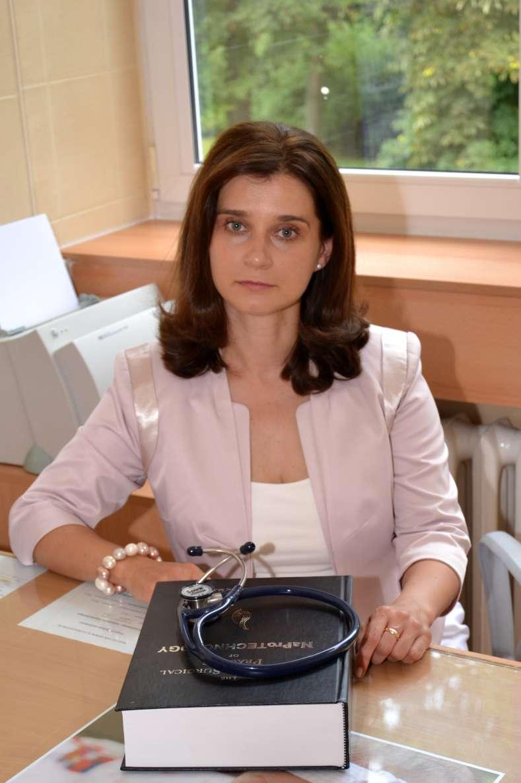 Dr n.med. Aleksandra Maria Kicińska