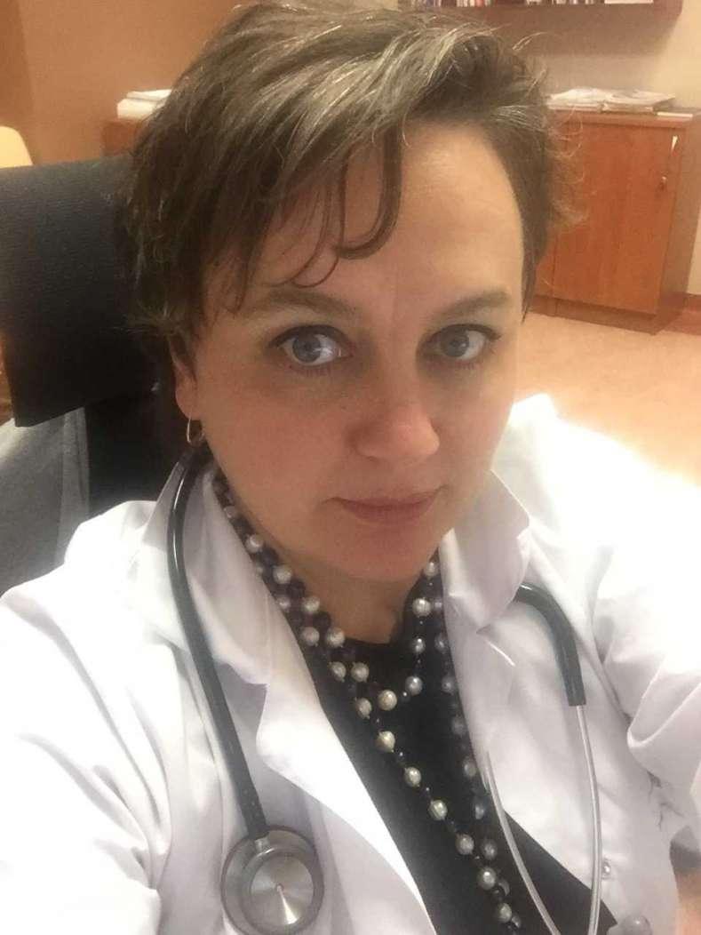 dr n. med. Irina Mogilnaya-Wenglowska